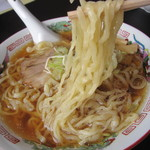 417 - モッチモチな食感の麺・・・旨い!