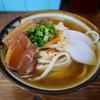 きしもと食堂 - 料理写真:岸本そば(大) ¥650