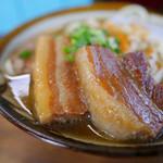 きしもと食堂 - 柔らかい三枚肉