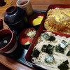 四條庵 - 料理写真:カツ丼セット(そば)1100円