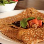 カフェ ラ レクレ - 料理写真:シーフードガレット