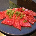 仙台苑 - 料理写真:ロース