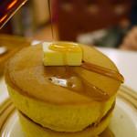 イワタコーヒー店 - ホットケーキ