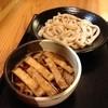 とこ井 - 料理写真:肉汁つけうどん