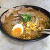 ラーメンふくろう - 料理写真:辛みそラーメン&チャーシュー (1000円)