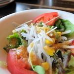 マラッカ - 新鮮野菜のサラダ