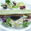 レストランコバヤシ - 料理写真:サンマのマリネ 肝といちじくのソース