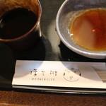 江戸蕎麦ほそ川 - 汁
