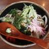 しょうへいうどん - 料理写真:冷やし山菜うどん