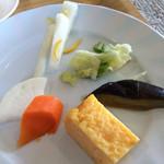 グルメロード - お惣菜食べ放題