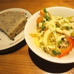 クラシコ - 自家製パン&サラダ