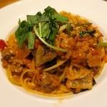クラシコ - 菜園風ミートスパゲティ