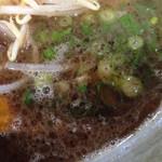 麺の家 こりく - スープのアップ(^_^)