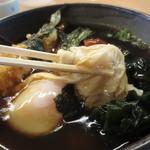 和食処 梵 - 湯葉が出てきました♪