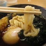 和食処 梵 - その下からうどんの登場です♪