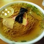 丸竹食堂 - 中華そば