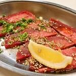 空 - 料理写真:塩タン