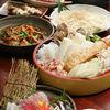 銀座 比内や - 料理写真:きりたんぽ鍋Cコース クーポン利用で3675円→3150円