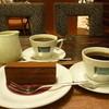 コーヒーギャラリー ヒロ - 料理写真:珈琲と大黒