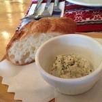 サルマーレ - 茄子のペーストとパン