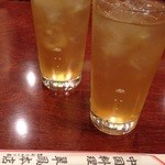 翠鳳 - アイスジャスミン茶