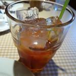 オステリアリベロ - 2014年9月 ランチ:紅茶