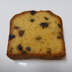茶の子 - パウンドケーキ (1カット)