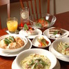 ケクー・カフェ - 料理写真:【kekuセット】 二人で\4500