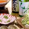 あなごや 日本酒と酒肴のお店 - 料理写真:あなご家特製スープで召し上がって頂く「穴子しゃぶ」