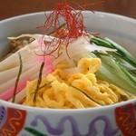 あっぱれ家 - 料理写真:冷しタンタン麺