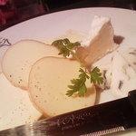 ドルフィンズ - チーズ盛り合わせ