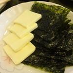 久助 - 韓国のり&チーズ:380円