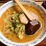 らーめん道場 - 赤味噌