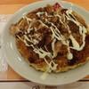お好み焼き・鉄板焼き 楽甚 - 料理写真:豆富と山芋のふわとろ焼き:680円
