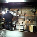 ふくのや - 麺は丸富製麺