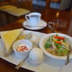 煎豆茶館 杣 - 料理写真: