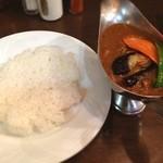 トプカ - 牛すじ野菜カリー