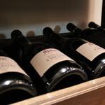 イタリアーナ レガラーレ - イタリア産ワインの数々