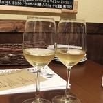 キッチン テラ - 白ワイン