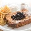 ハミングバード - 料理写真:ブリオッシュ.フレンチトースト