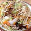 味平2号店 - 料理写真:皿うどん@750円