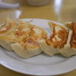 一乃胡 - 餃子(5ヶ) ¥410