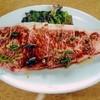 味道園 - 料理写真:特上カルビ1850円。