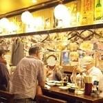 居酒屋釧路 - 女っ気なしのお父様方