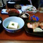 竹善 - 焼き魚定食