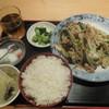 食味鮮 - 料理写真:五目野菜と豚肉炒め ¥500-