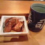 すし屋の源さん - ランチの小鉢