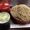 大村庵 - 料理写真:大もりそば@550円