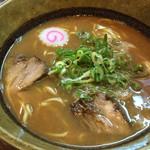 麺屋 たけちゃん - 醤油ラーメンです♥︎