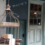 トワモワカフェ - 鳥籠の中にはフクロウが♥︎